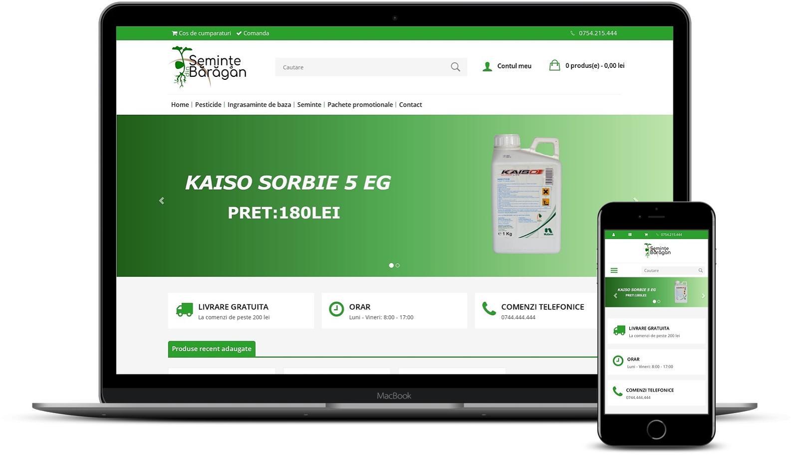 magazin online produse agricole