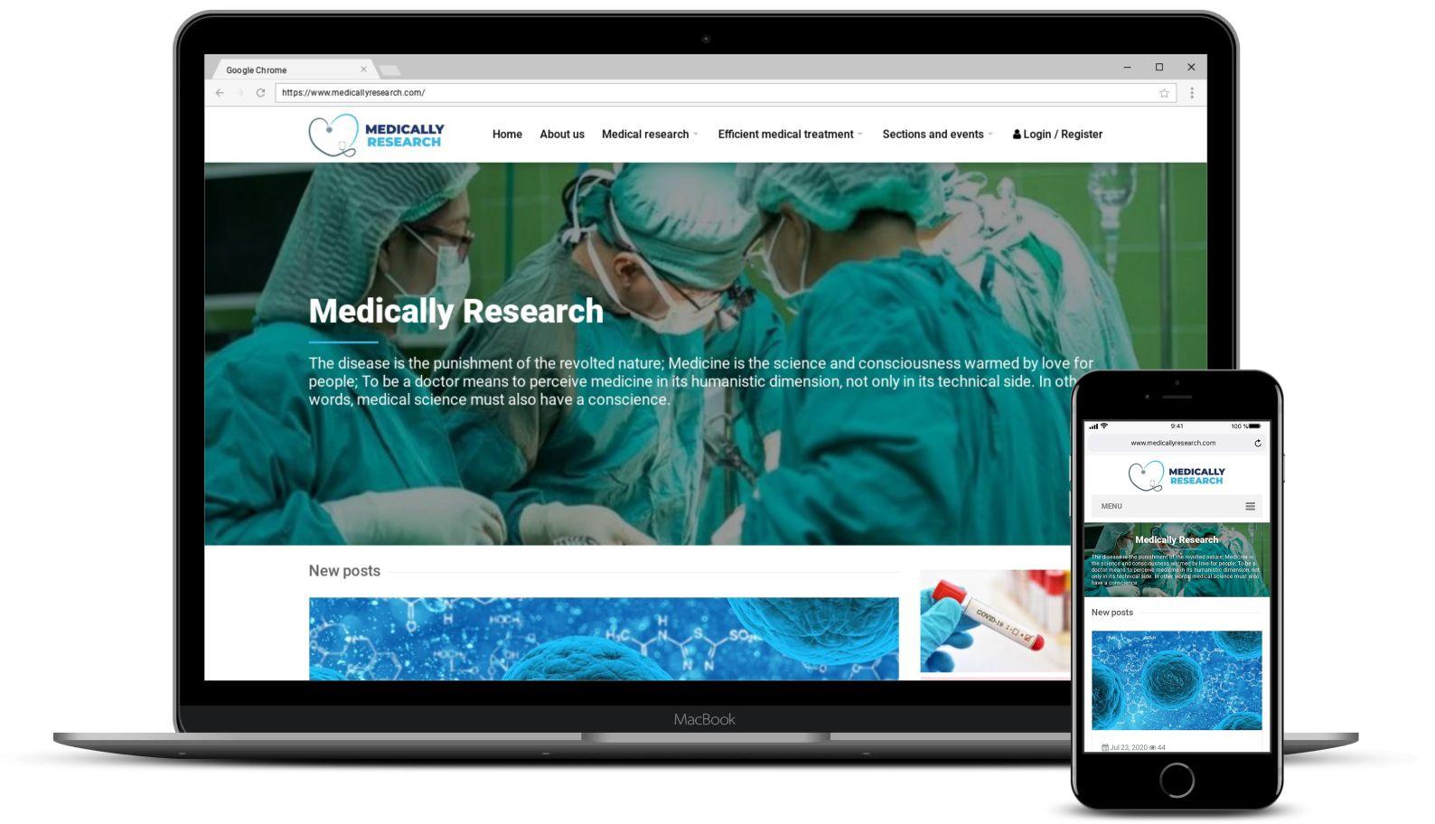 Creare forum medical