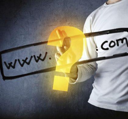 Numele de domeniu si adresa URL