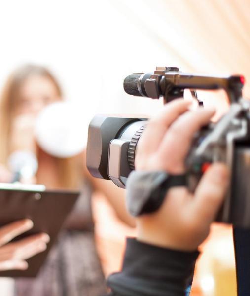 realizare materiale video