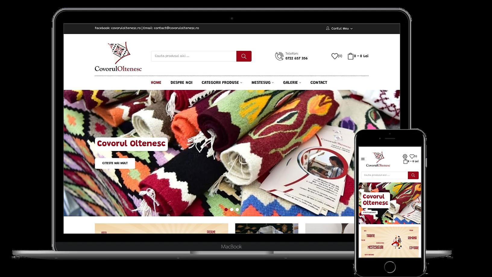 Magazin Online Articole Romanesti